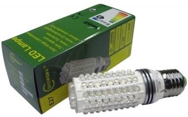8 Watt LED Lampen von Bioledex: warmweiß und ersetzt 60W Glühlampen