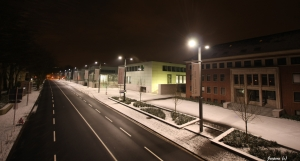 LED Strassenbeleuchtung in Essen