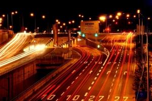 LED Strassenbeleuchtung in Stuttgart