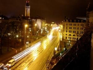 LED Strassenbeleuchtung in Leipzig