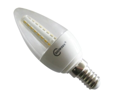 Dimmbare LED Kerze 40 Watt: Bioledex STILA