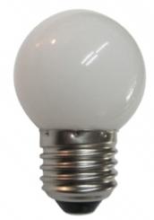 Biergartenbeleuchtung mit LED Birnen von DEL-KO