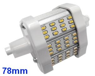 R7s LED 78mm von Beleuchtung-mit-LED.de