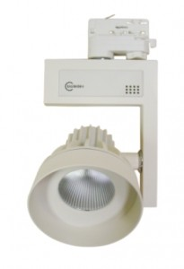 3-Phasen LED Strahler 25W